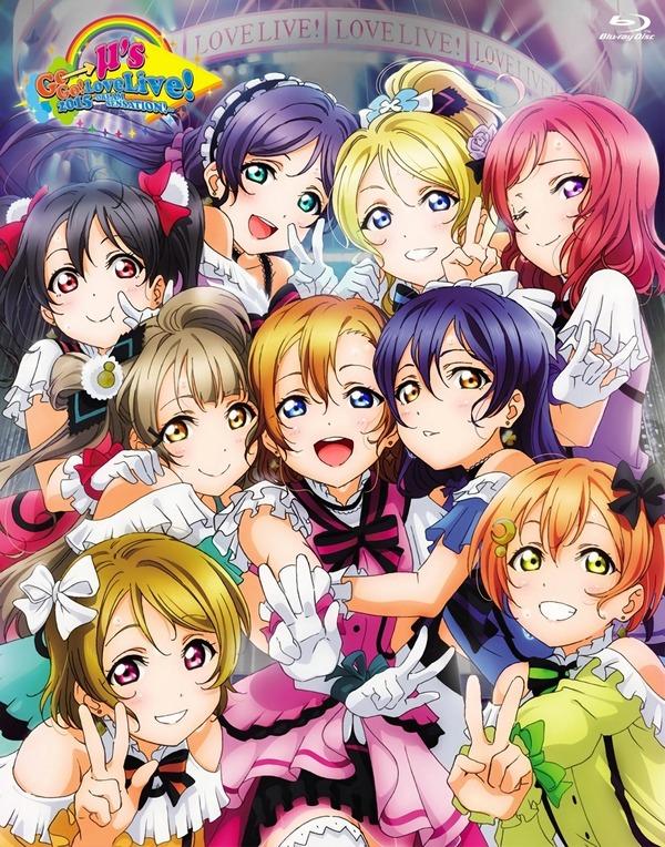 ラブライブ!μ's Go→Go! LoveLive! 2015~Dream Sensation!~