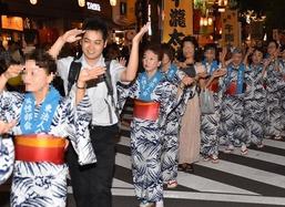 千葉親子三代夏祭り2017
