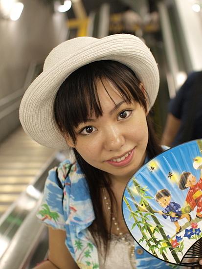 09/08/29潤海ナナさん