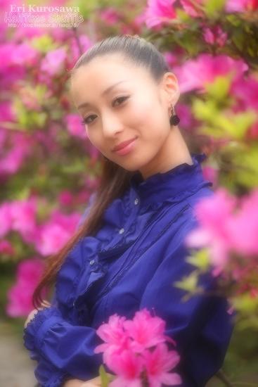 黒澤恵里さん 2011年5月 丸の内周辺 9