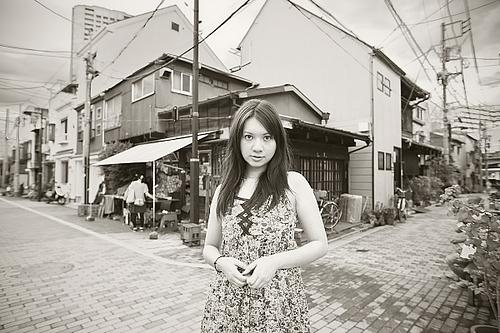 20100703 青野芹香さん