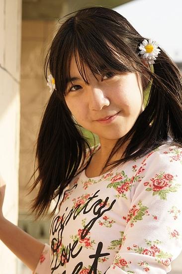 天野ひまわりさん 西新井ストリート 2011/5/21 10