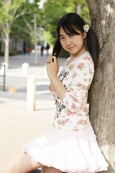 天野ひまわりさん 西新井ストリート 2011/5/21 4
