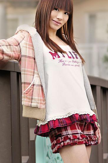 内藤あきこさん 2010年11月