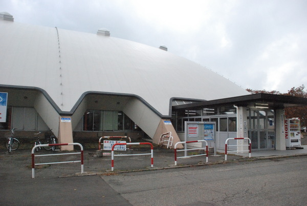 秋田県立スケート場 (1)