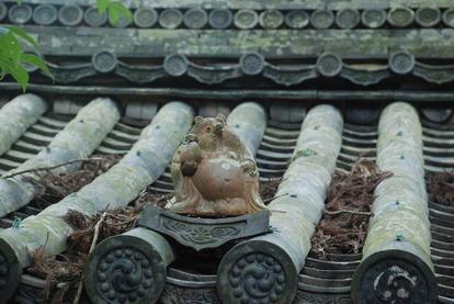 たぬき寺の軍人墓地 (5)