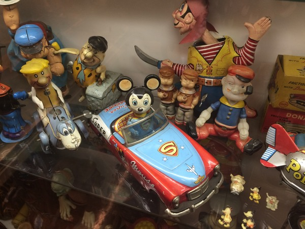 ブリキのおもちゃ博物館 (7)