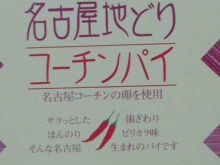 名古屋コーチンパイ (6)