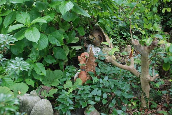 たぬき寺の軍人墓地 (9)