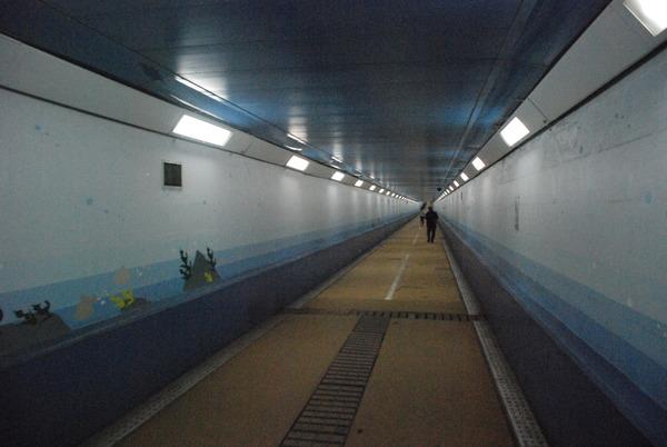 関門トンネル人道 (12)