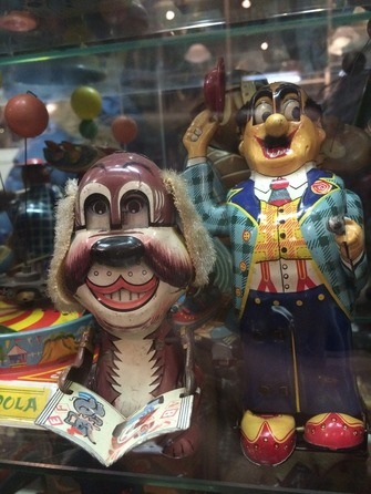 ブリキのおもちゃ博物館 (3)
