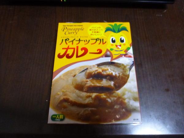 パイナップルカレー (1)