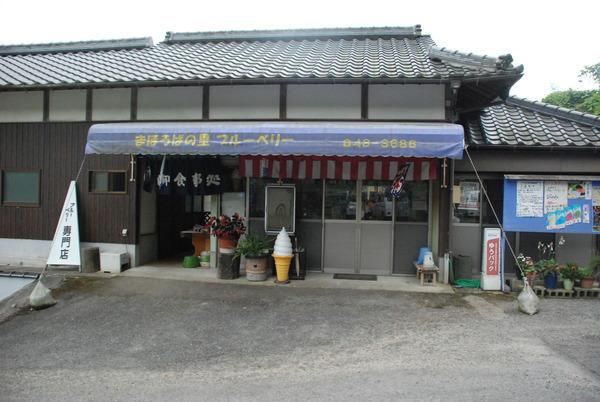 ブルーベリー寿司 (1)