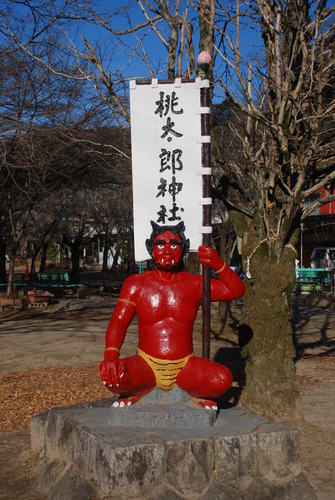 桃太郎神社 (3)