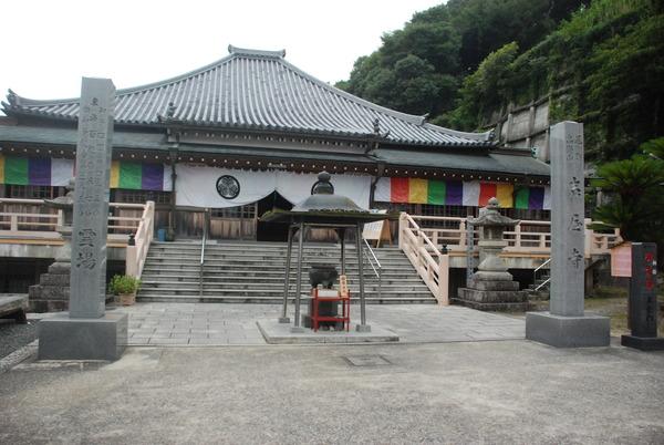 たぬき寺の軍人墓地 (1)
