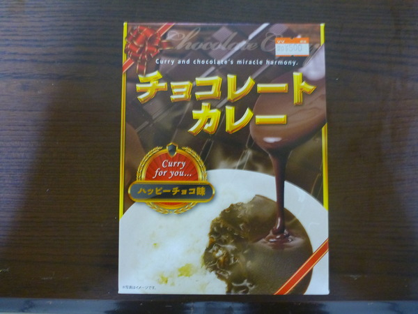 チョコレートカレー (1)