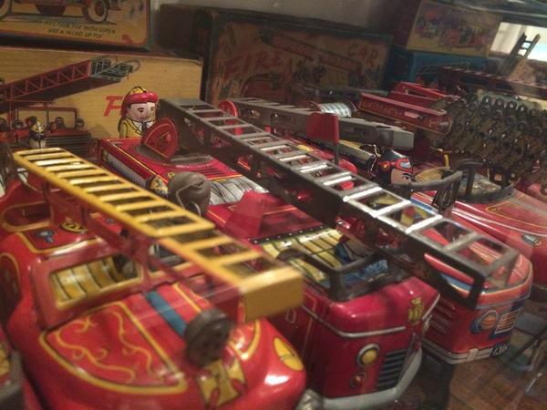 ブリキのおもちゃ博物館 (4)