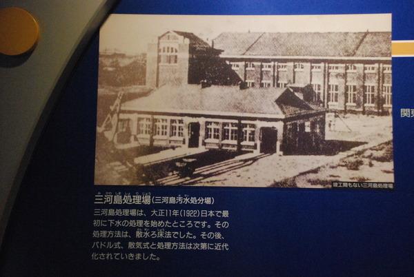 ふれあい下水道館 (5)