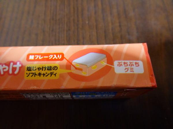 ぷっちょ塩鮭味 (2)