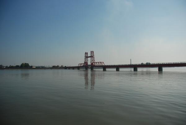 筑後川昇開橋 (2)