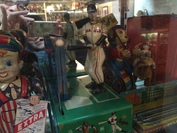 ブリキのおもちゃ博物館 (2)
