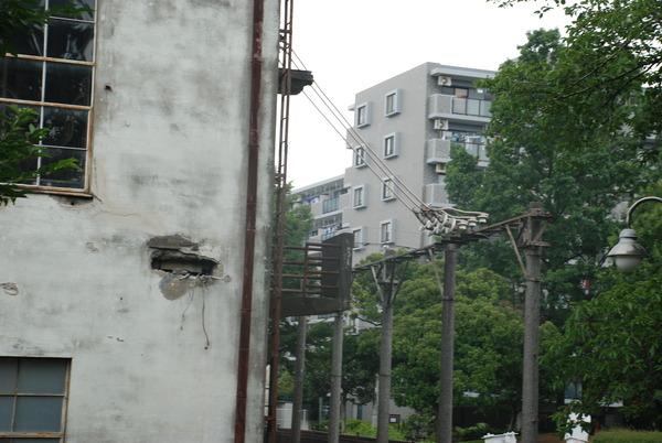 旧日立航空機(株)立川変電所 (11)