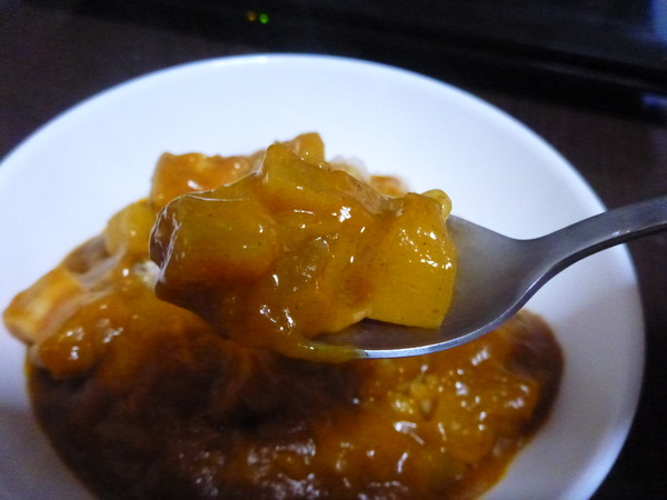 パイナップルカレー (7)