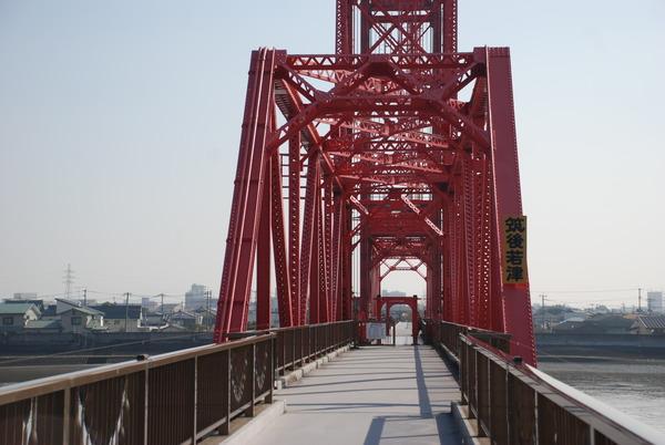 筑後川昇開橋 (8)