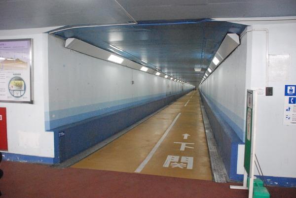 関門トンネル人道 (13)