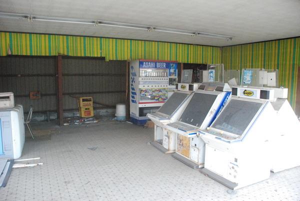 廃自販機コーナー (2)