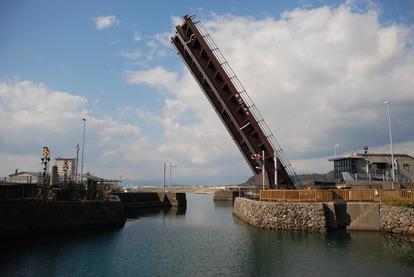 手結可動橋 (12)