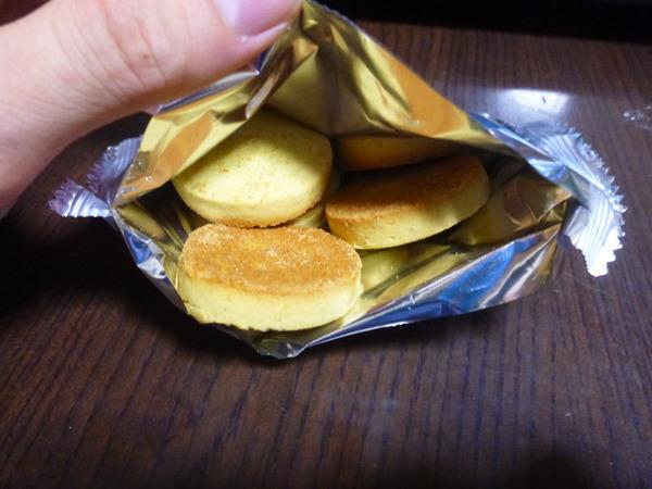ミドリムシクッキー (4)