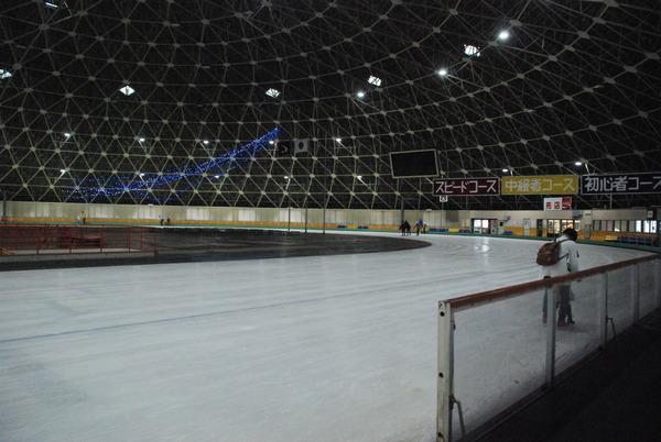 秋田県立スケート場 (2)