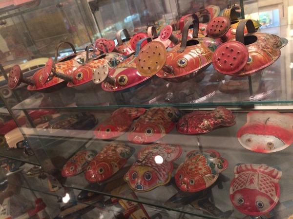 ブリキのおもちゃ博物館 (5)
