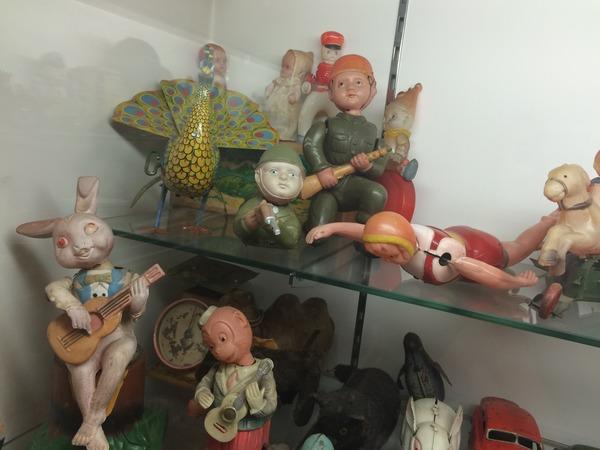ブリキのおもちゃ博物館 (15)