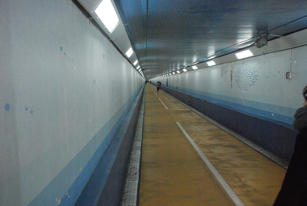 関門トンネル人道 (5)