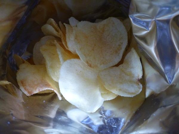 ポテトチップスイチゴケーキ味 (5)