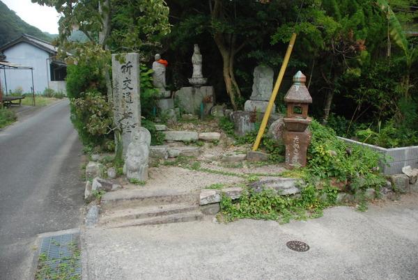 たぬき寺の軍人墓地 (2)