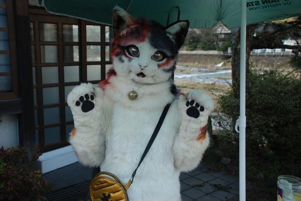ネコの焼き芋屋さん (2)