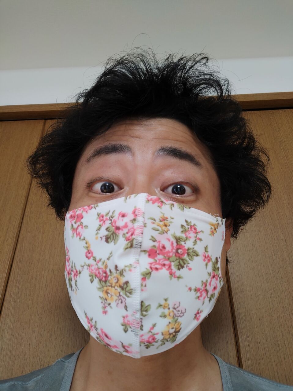 縫製 の マスク 富樫