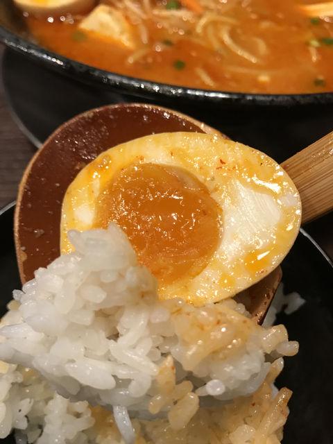 寒い夜の辛味噌タンメン(二代目てらっちょ・牛久店)