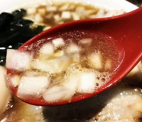 龍ケ崎でニボ補給(麺ゃこもん)