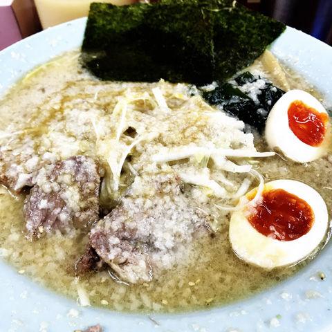 日本一のラーメンショップの味噌ラーメンを食べよう(牛久結束店)