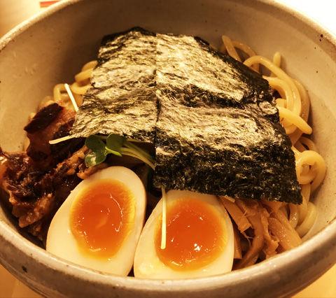 近隣で貴重な濃厚煮干しのつけ麺 麺屋音(柏店)