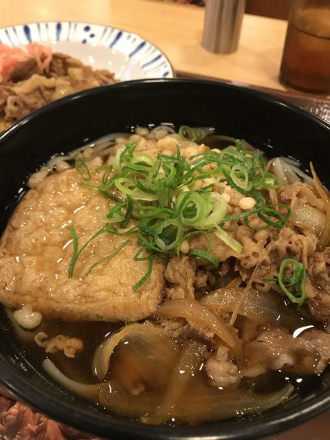 ロカボ牛麺(温)