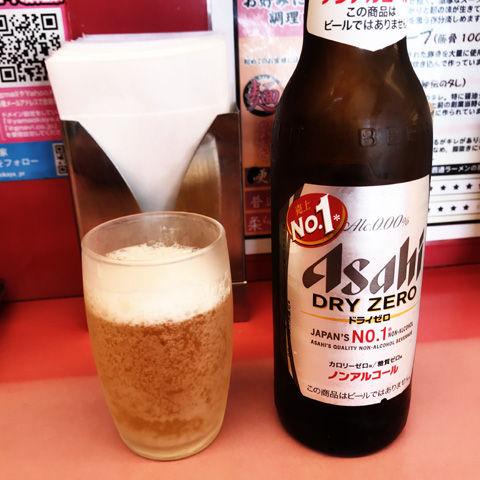 山岡家さんの期間限定ガリバタ醤油でスタミナ補給