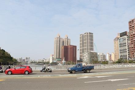 2002 台湾 高雄 愛河河口辺り 04