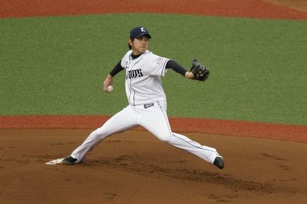 160503 vsオリックス 野上亮磨01