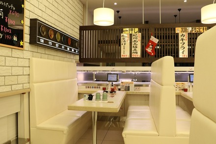 1712南紀白浜 海鮮寿司とれとれ市場 店内
