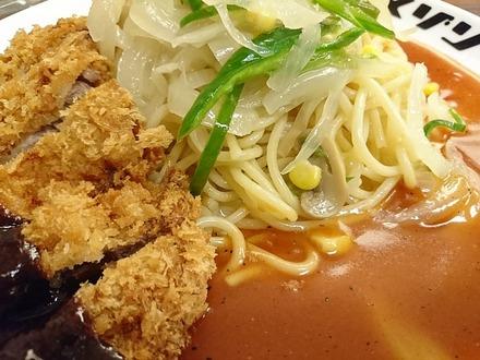 名古屋 あんかけスパ マメゾン エスカ店 味噌カツM 02